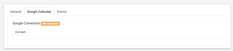 Googleカレンダー結合