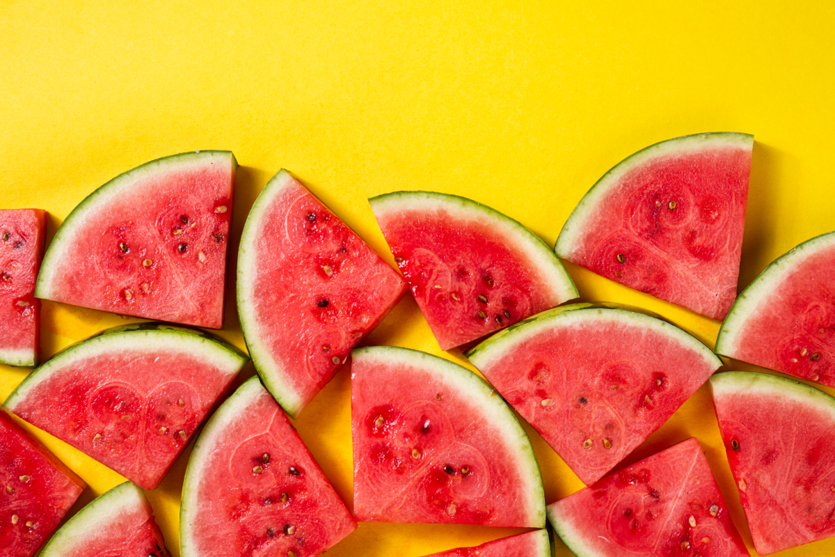 Naturally hydrating foods for summer