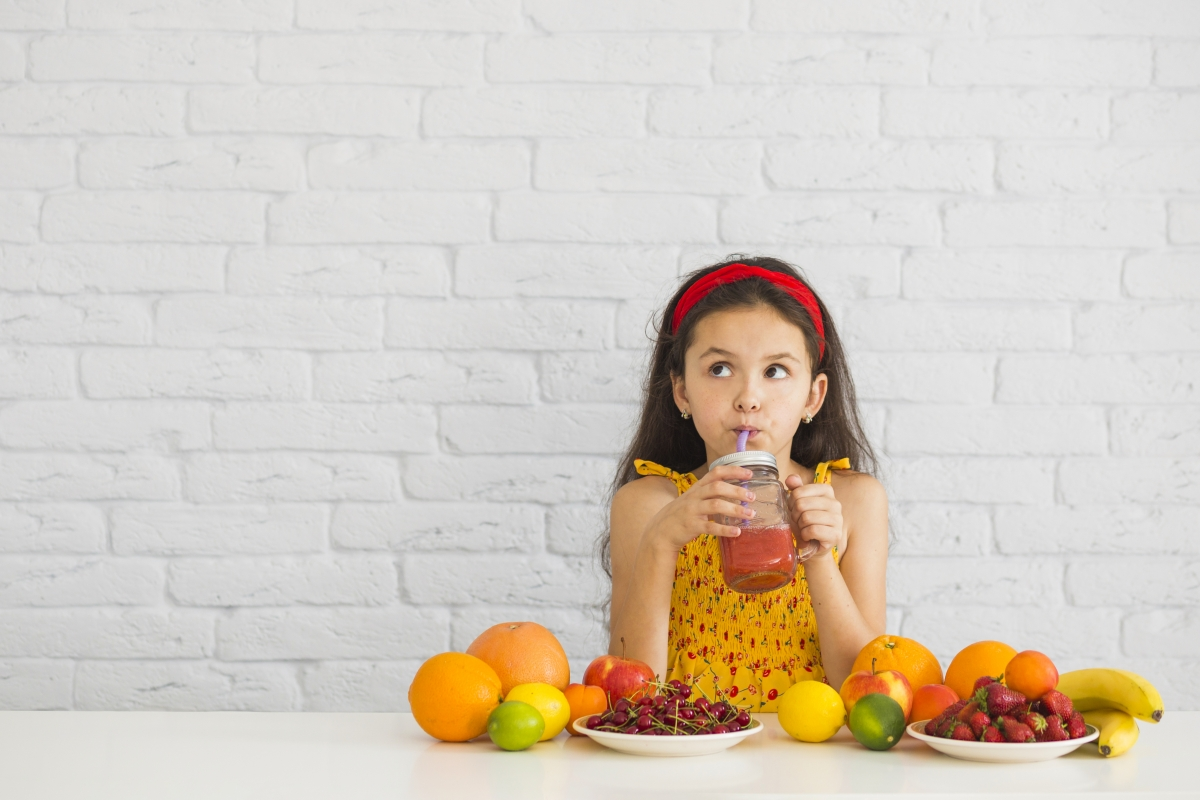 Introducing new foods to kids