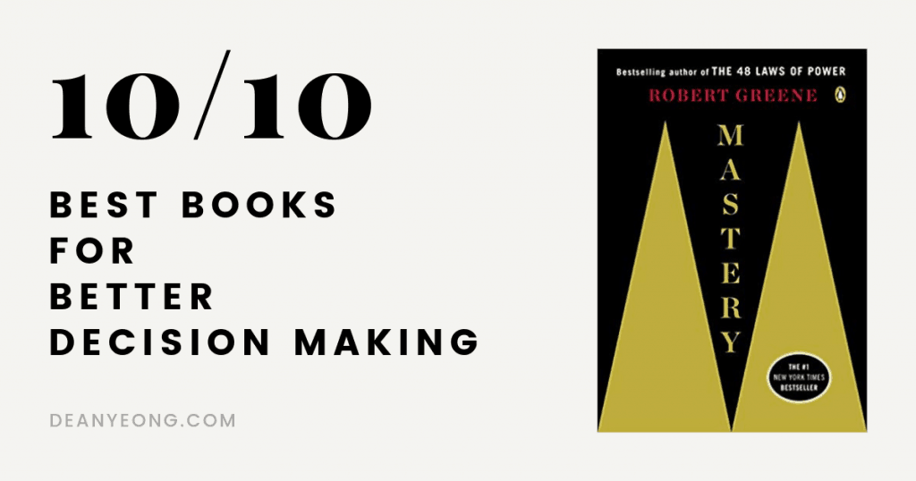 Decision making book 10