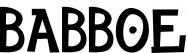 Logo Babboe