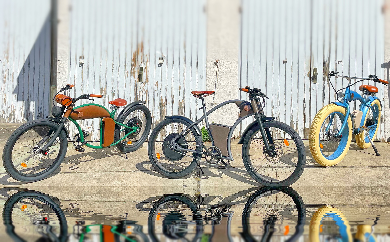 Die Rayvolt Dröhnung - cruiser meeting bei e-bike schahl