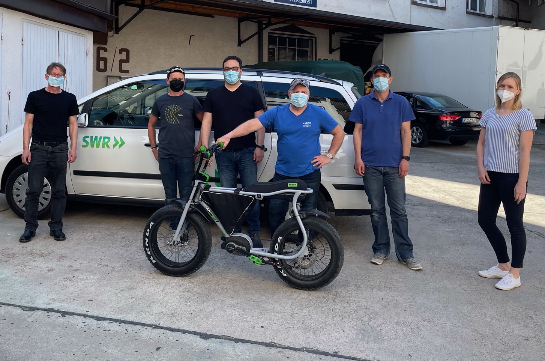 BRISANT, das Magazin im Ersten bei e-bike schahl