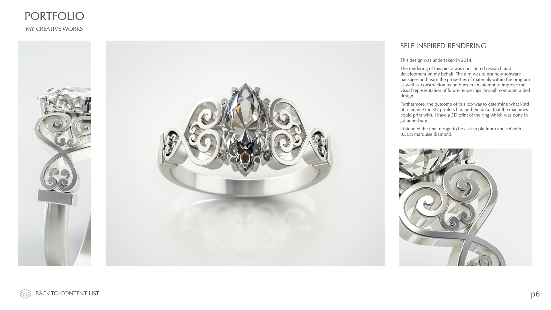 Tim Tello - Jewelry design | South Africa
