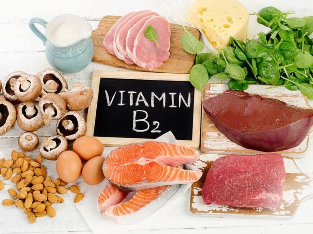 Những thực phẩm giàu vitamin B2 rất tốt cho sức khỏe