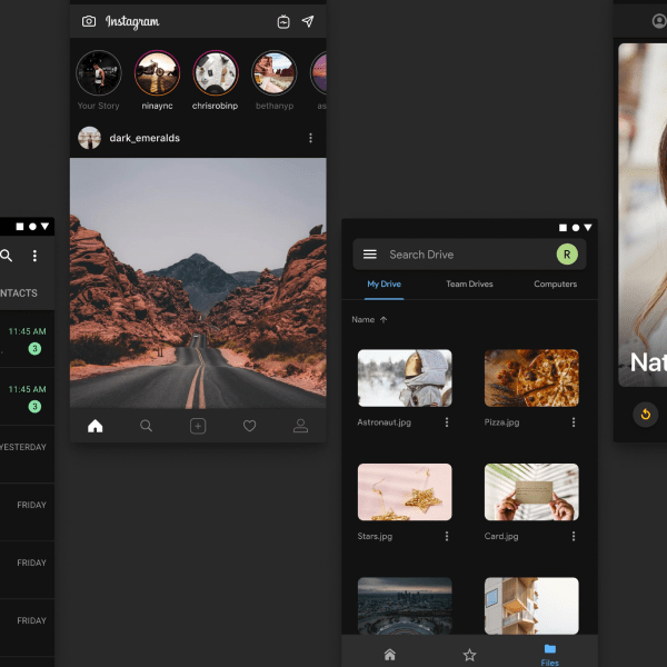 The Ultimate Guide on designing a dark theme for your android app