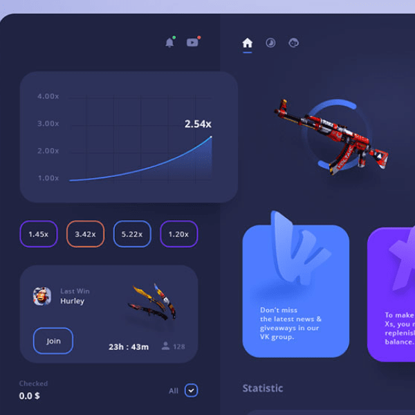The best Dashboard UI kits and Templates