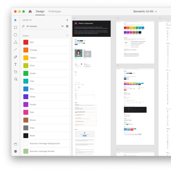Tips for managing Design Systems