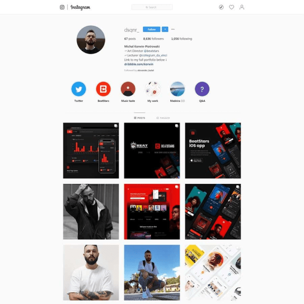 80+ Must-Follow UX and UI Designers on Instagram 2020