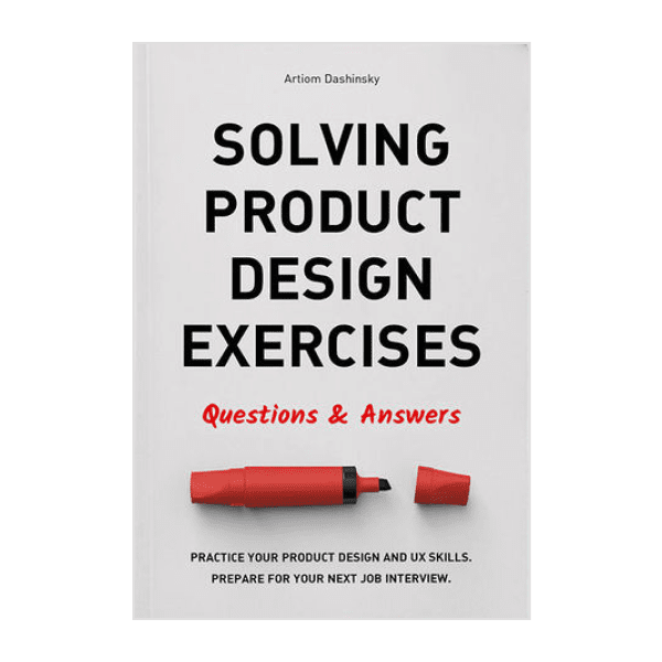 Solving Product Design Exercises