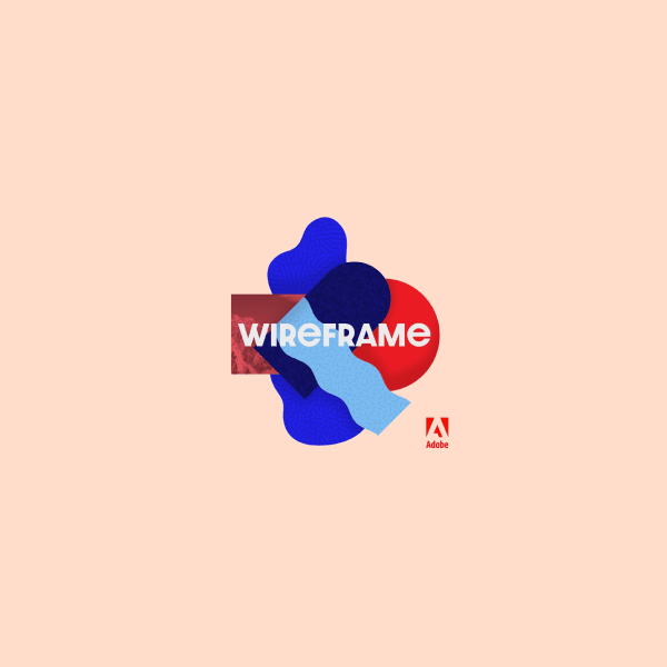 Wireframe by Adobe