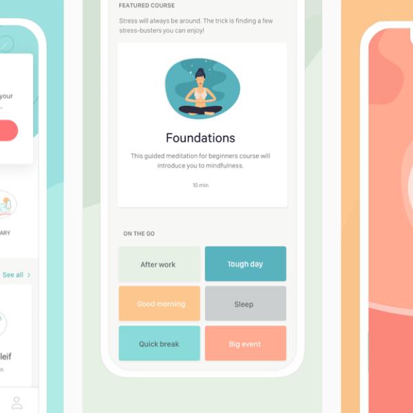Mobile App Design Process: UX/UI Case Study {Part 1}