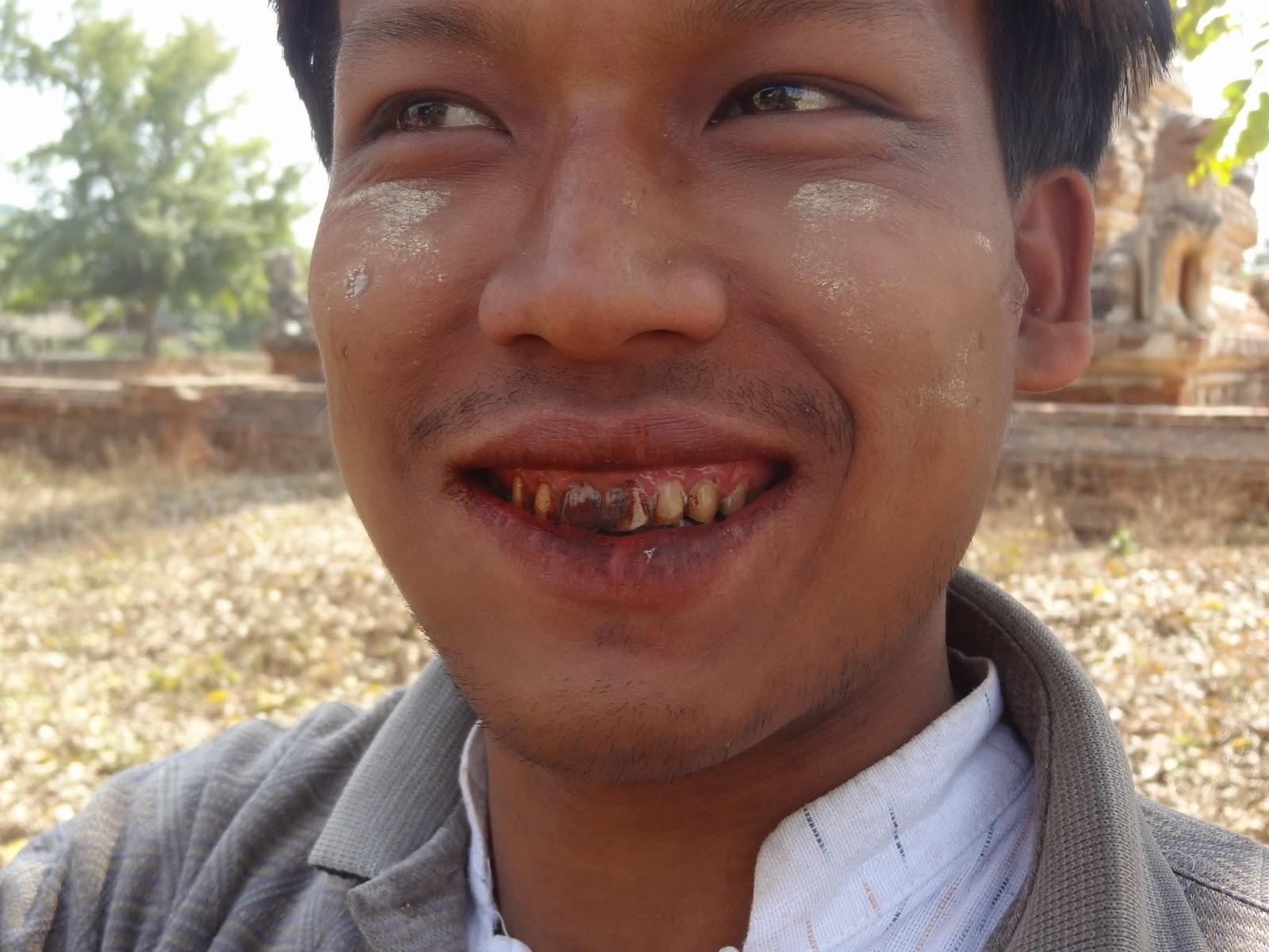 Being a man in Myanmar