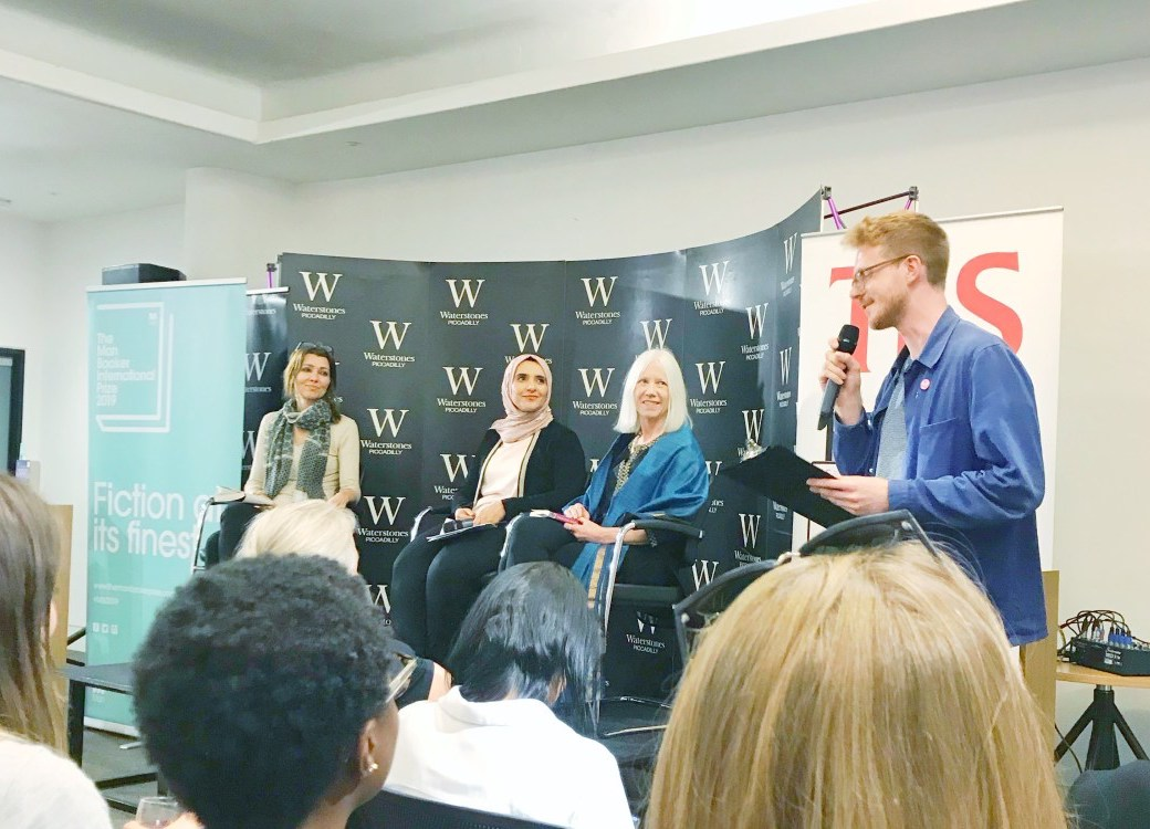 Storytelling, it is the only way through silence: An Evening with Drs Jokha Alharthi and Elif Shafak