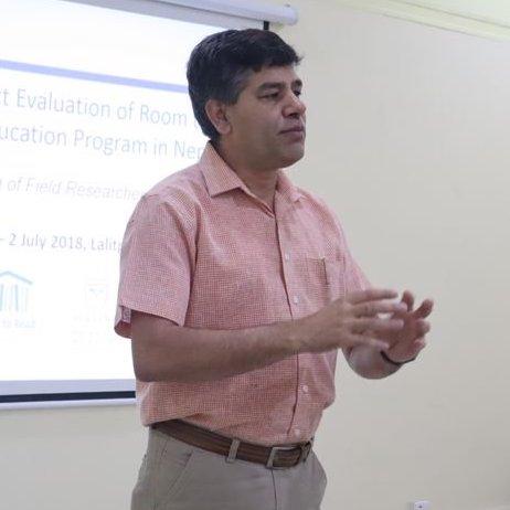 Dr Mahesh Puri