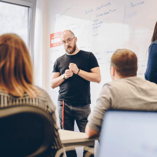 User journey workshop