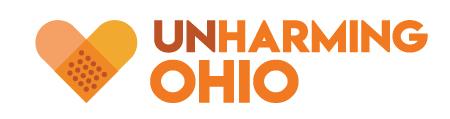 Unharming Ohio Logo
