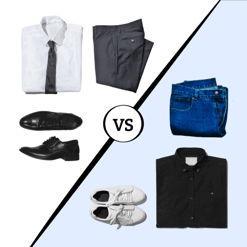 What to wear to a networking event?