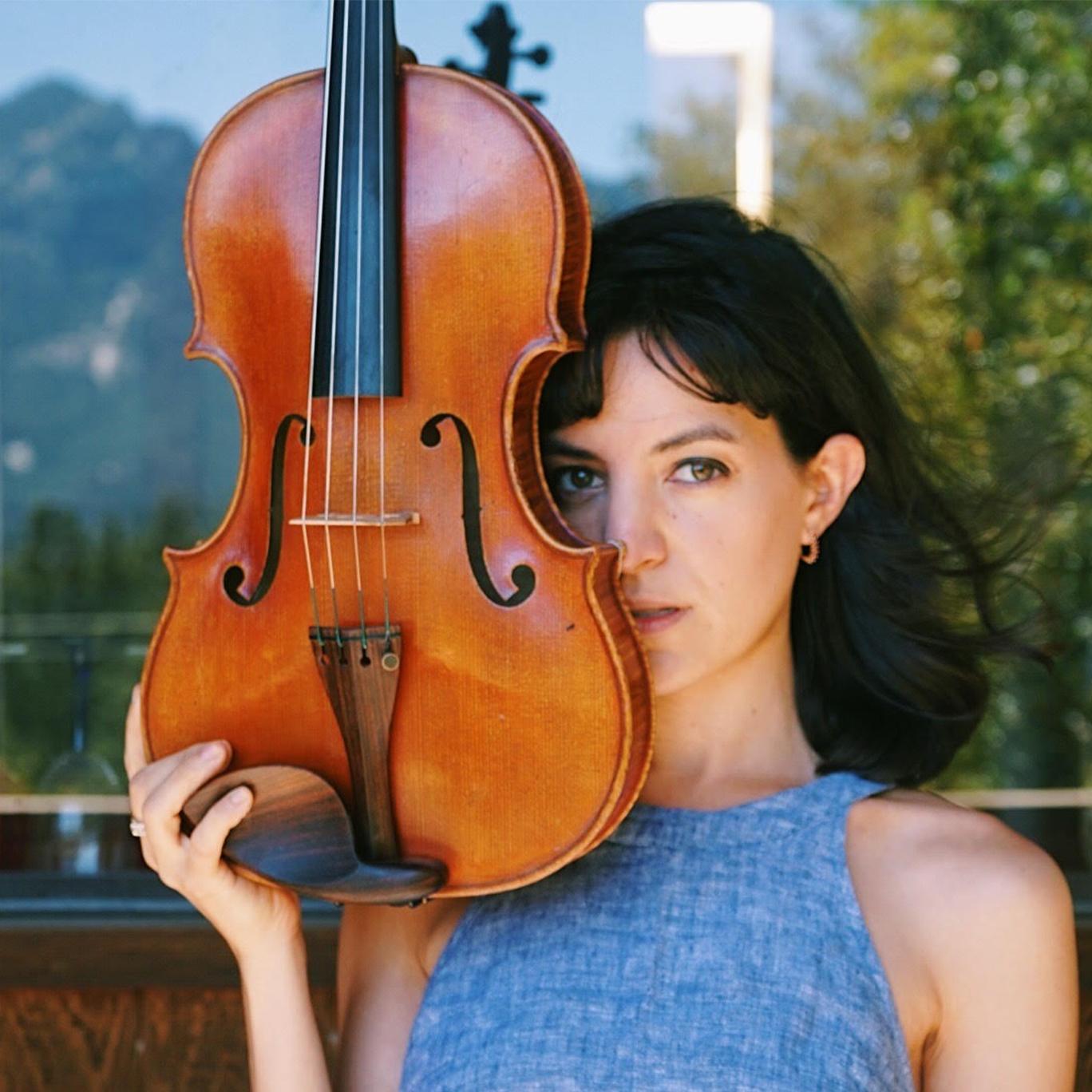 Rita Andrade (Violist of ATLYS String Quartet)