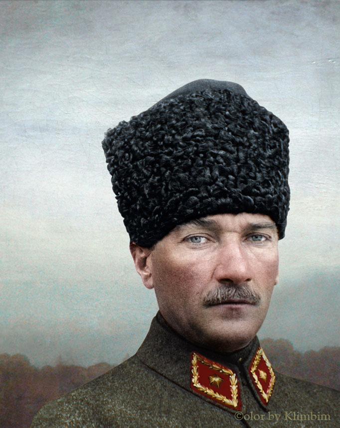 Mustafa Kemal Atatürk   Мустафа Кемаль Ататю