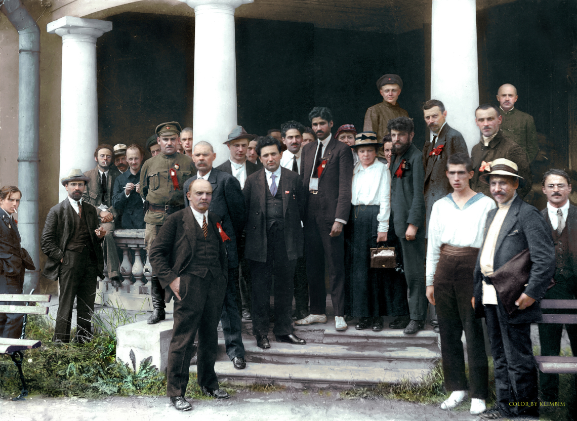 2nd World Congress of the Comintern, Moscow, July–August 1920 color.jpg