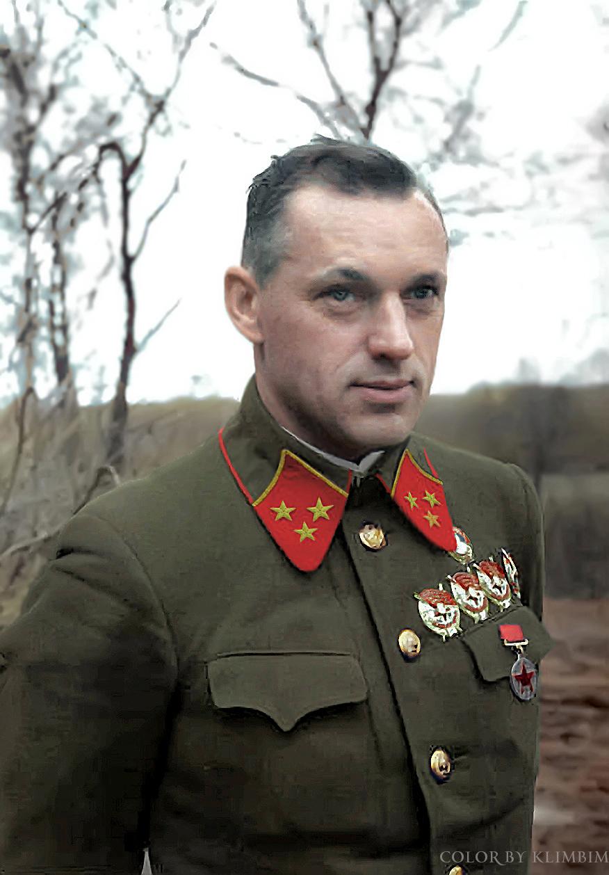Konstantin Rokossovsky   Константин Константи