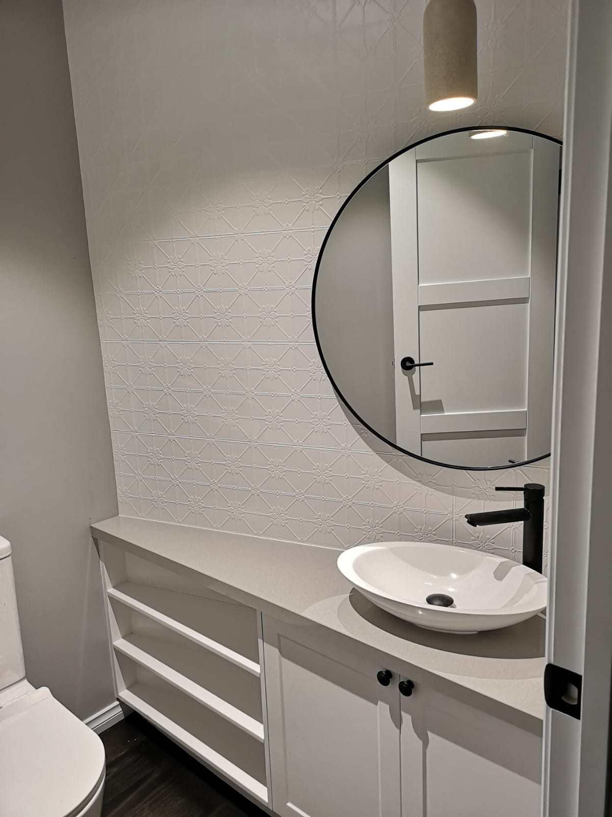 custom cabinet maker 2 pack vanity