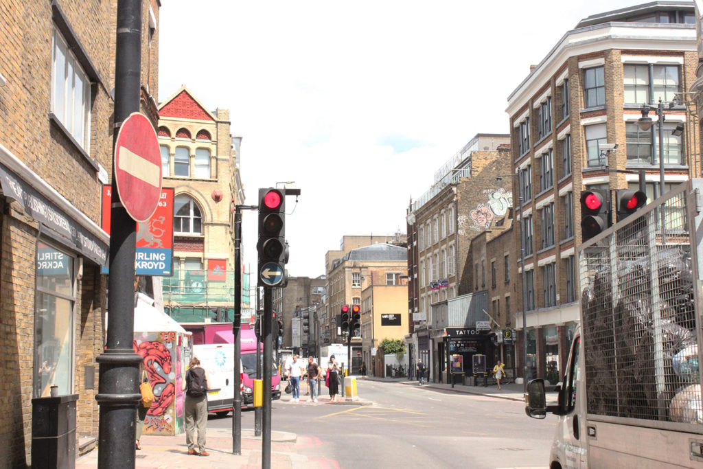 Shoreditch Airspace Appeal