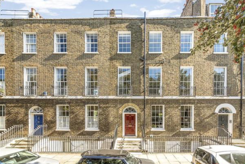 Listed Building success in Islington