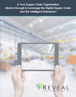 Leverage the Digital Supply Chain and the Intelligent Enterprise