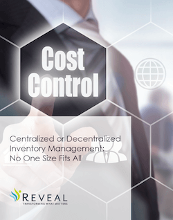 Centralized or Decentralized Inventory Management