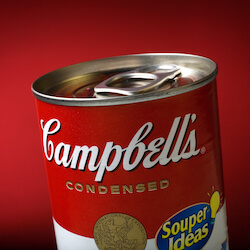 Learn How Campbell's Soup Saved $53 Million in Supply Chain Management