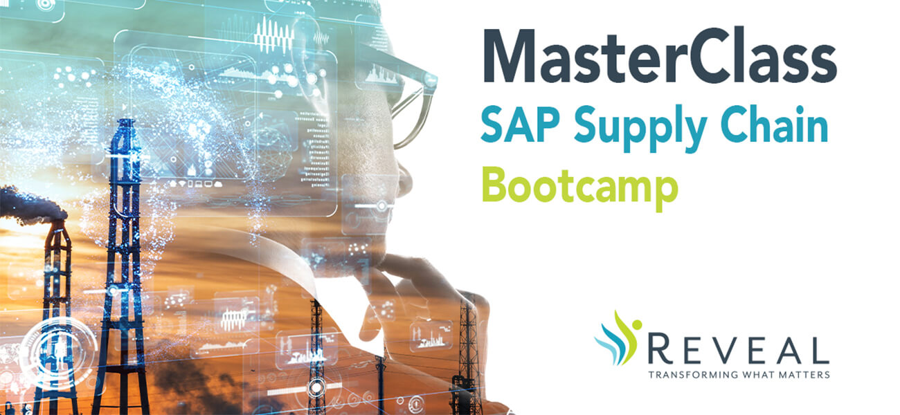 MasterClass SAP Supply Chain Bootcamp