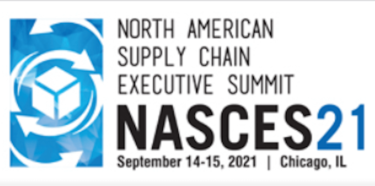 NASCES21 North American Supply Chain Executive Summit