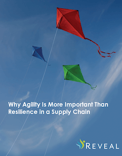 Why Agility Is More Important Than Resilience in a Supply Chain
