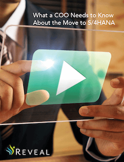 What a COO Needs to Know About the Move to S/4HANA