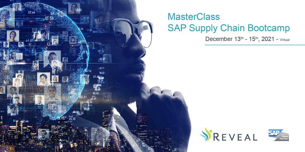 MasterClass SAP Supply Chain Bootcamp - Virtual