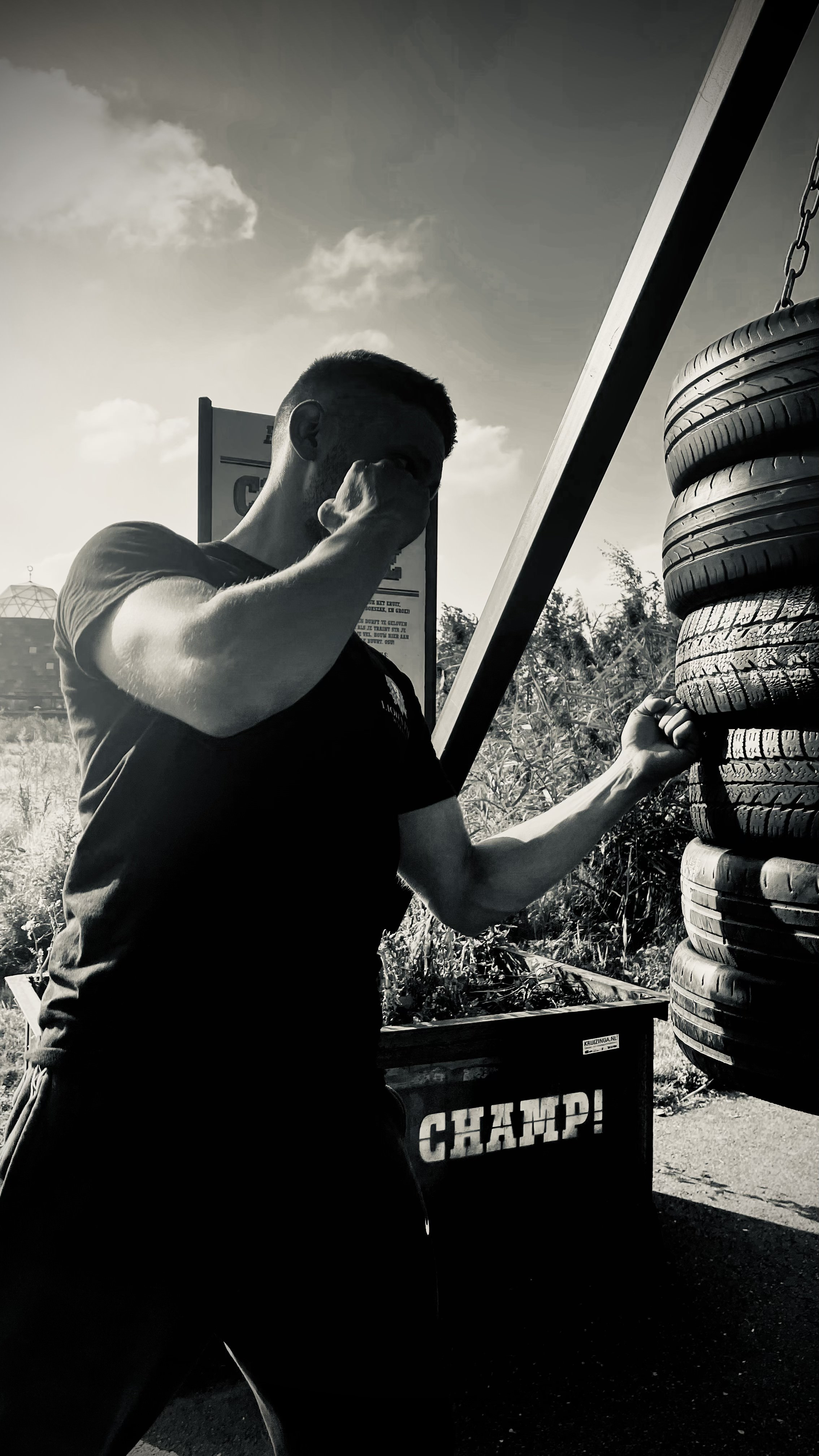 Erdal Personal Training boksen