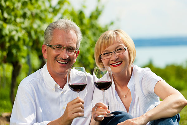 Forty-plus daters on 121seniordating.com