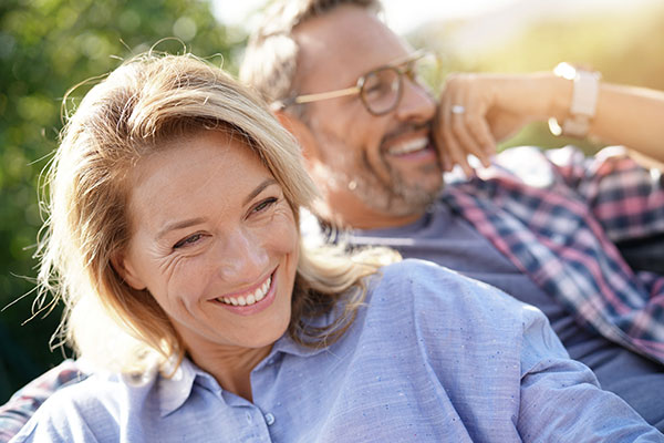 Exclusivity when you are forty-plus dating on 121seniordating.com