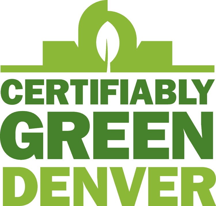 Certified Green Denver Logo