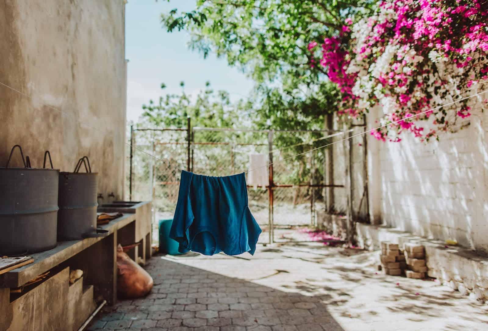 Beautiful scene in Haiti