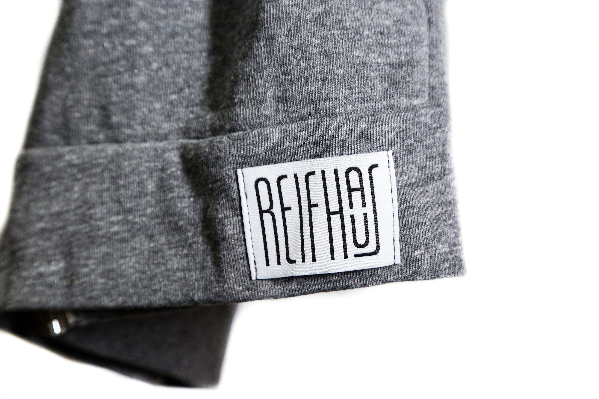 Reifhaus custom woven label