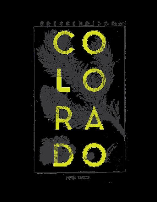 Colorado custom graphic design work