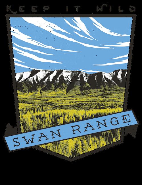 Swan Range print ready artwork