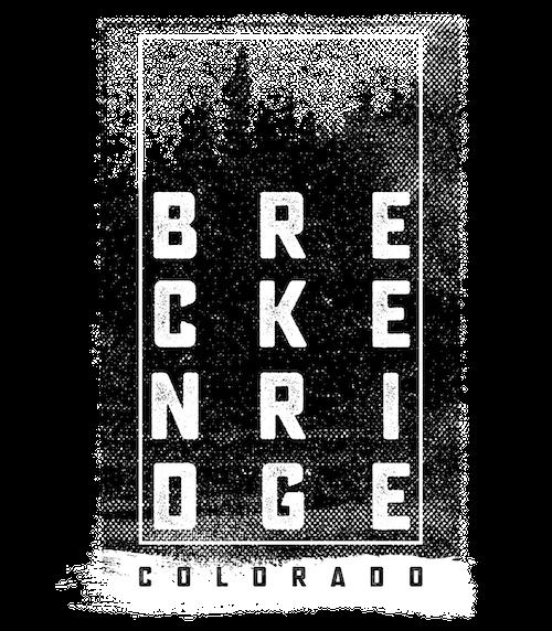 Breckenridge Colorado Forest design