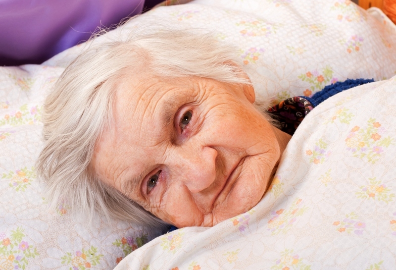 Do your senior residents have trouble sleeping?