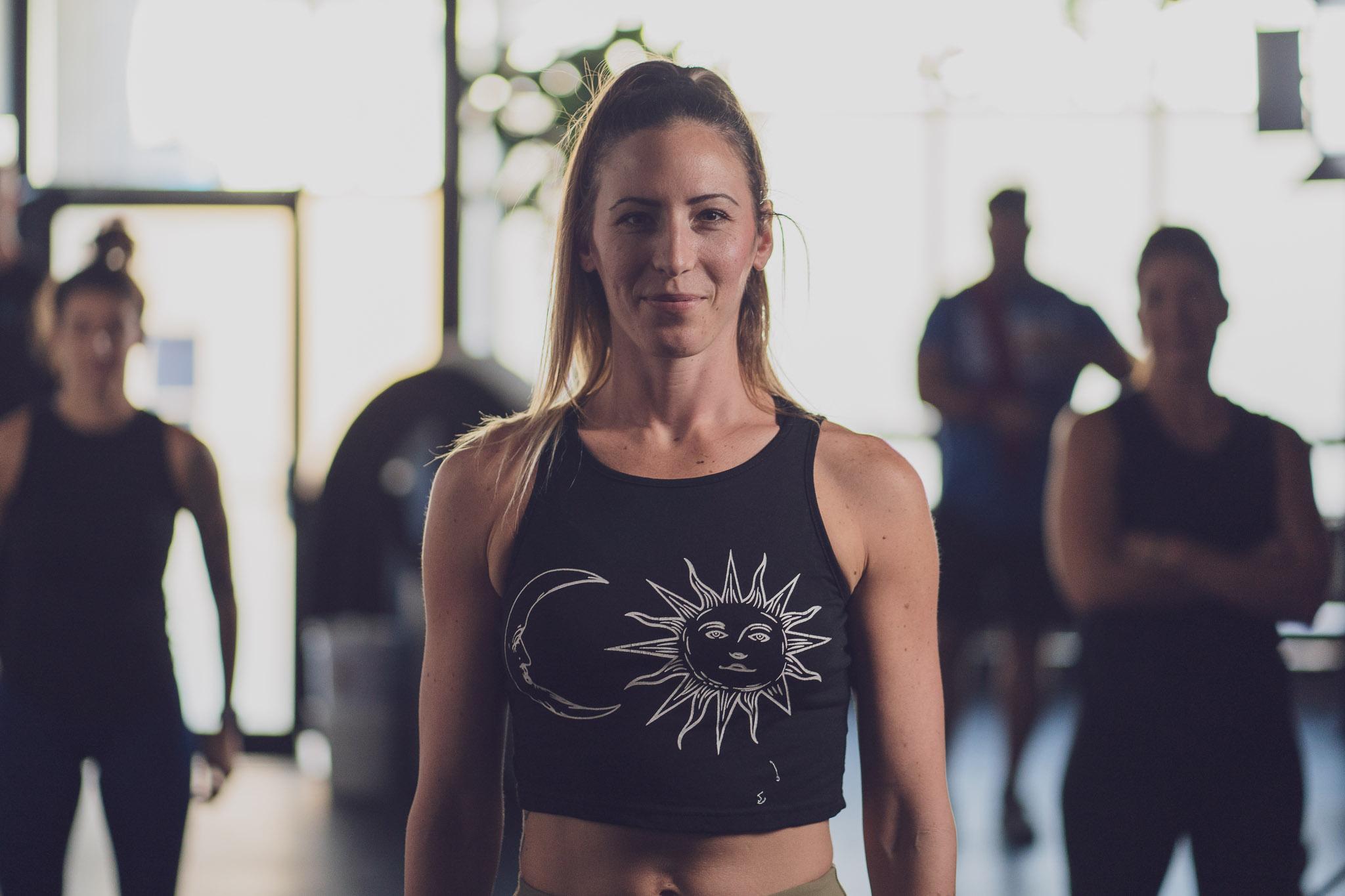 Ashley - Beach Fitness