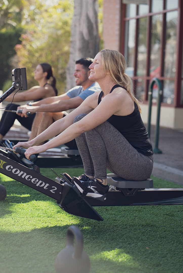 Fitness Classes - Beach Fitness