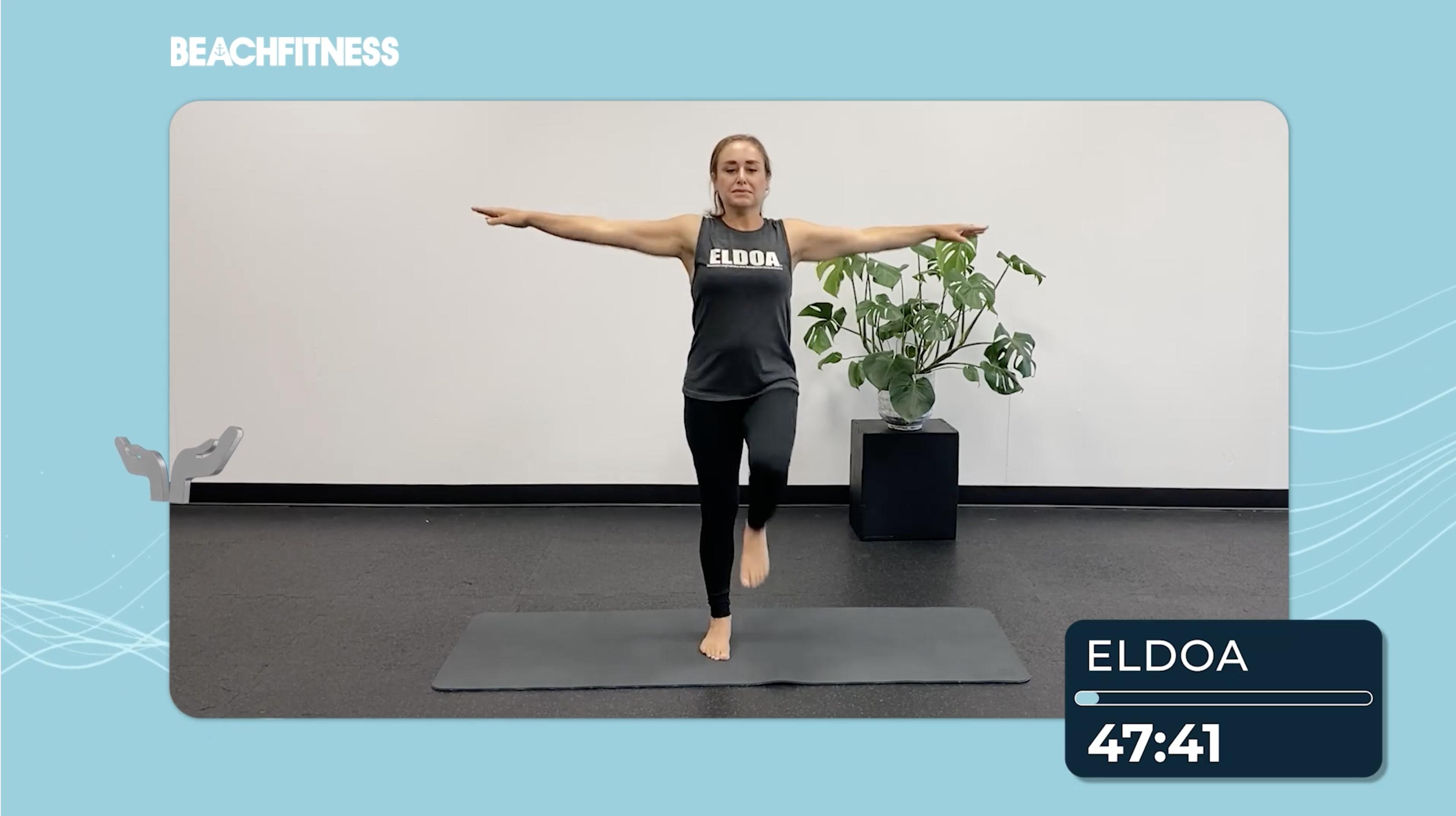 ELDOA | Full Body Stretches